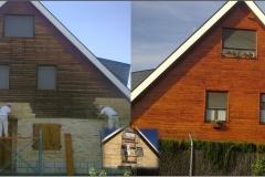 barnizar fachadas