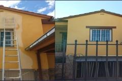 pintar fachada chalet